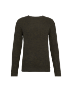 SELECTED HOMME, Heren Trui 'SHNNEWVINCEBUBBLE CREW NECK NOOS', spar