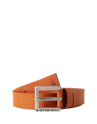 G-STAR RAW, Heren Riem 'Duko', cognac / sinaasappel