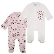 Pyjama's / nachthemden Emporio Armani 6HHV06-4J3IZ-F308