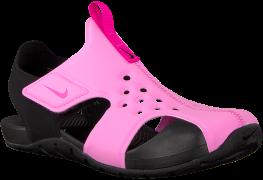Nike Sandales SUNRAY PROTECT 2 (PS) en rose
