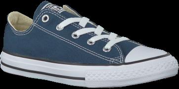 Converse Baskets CHUCK TAYLOR ALL STAR OX KIDS en bleu