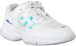 Adidas Baskets YUNG-96 EL I en blanc