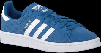 Adidas Baskets CAMPUS J en bleu