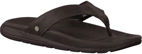 brown UGG shoe TENOCH LUXE