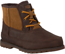 UGG Bottines à lacets BRADLEY en marron