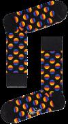 Happy Socks Chaussettes SUNRISE DOT SOCK en blanc