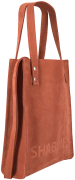 Shabbies Shopper 281020001 en marron