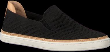 UGG Chaussures à enfiler SAMMY CHEVRON en noir