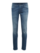 JACK & JONES, Heren Jeans 'JJIGLENN JJORIGINAL JOS 891 INDIGO KNIT', b...