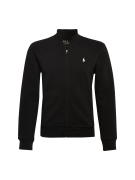 POLO RALPH LAUREN, Heren Sweatvest 'LSBOMBERM3-LONG SLEEVE-KNIT', zwar...